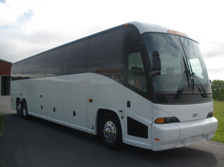 Charter Bus Rental Charleston SC