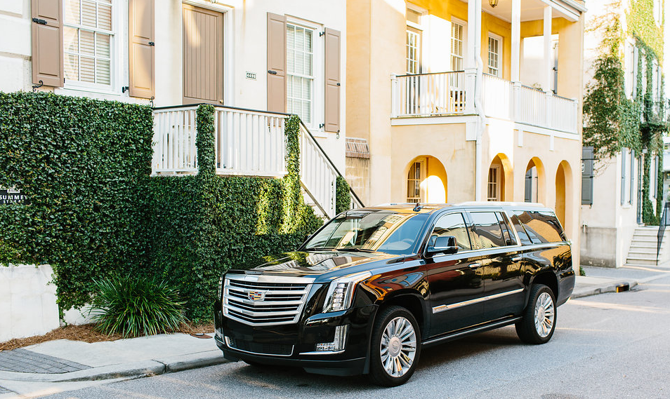 Lowcountry Valet & Shuttle Co. Charleston SC Airport Transfer
