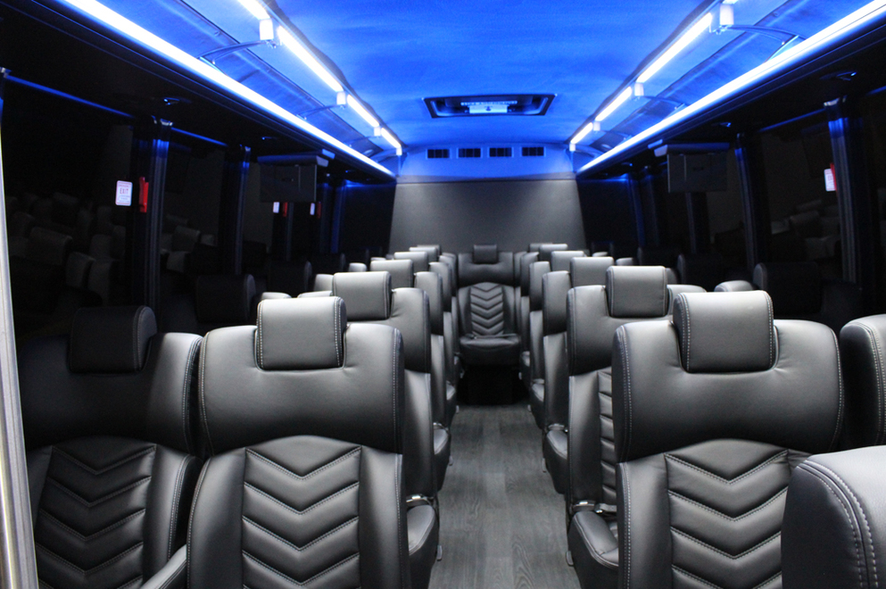 Rent Charter Bus in Charleston South Carolina