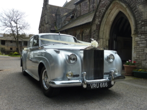 Vintage Wedding Car Service