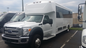 Charlotte Charter Bus Rentals
