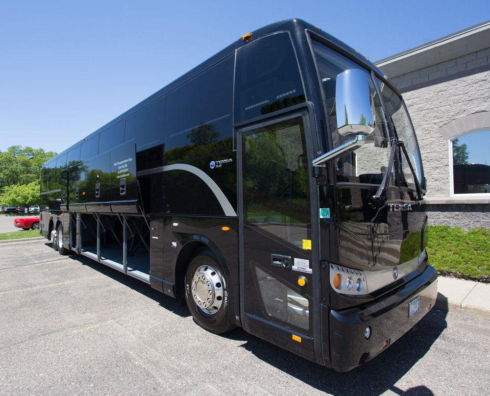 Charter Bus Rentals Bluffton Arrive Refreshed 29909